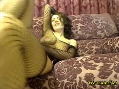 Bigboob natural tits in sexy lingerie livecam