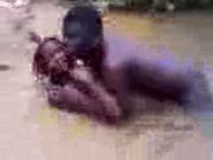 Jeunes congolais en chaleur