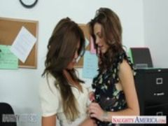 Gorgeous cuties charmane star and kiera w