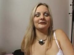Cute blonde babe strips for the camera julia reaves