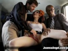 Joanna angel interacial dp