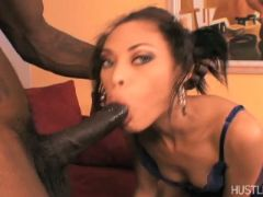 Doggy style dick deliverd to black pussy