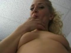 Milf stripping and playing julia reaves