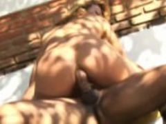 Hot little anal slut