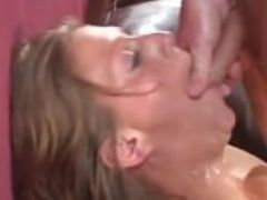 Eve lawrence gets throatfucked