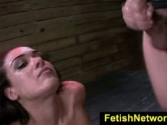 Fetishnetwork ava kelly begs for bondage