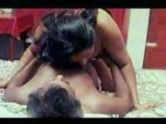 Mallu mature aunty in bed