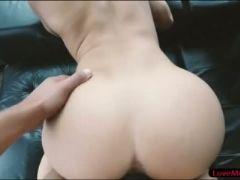 Hot ass blondie chloe lane deeply fucked by big fat cock