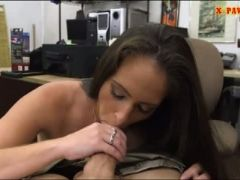 Ex dominatrix pounded by pervert pawn dude at the pawnshop