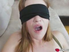 Sweet hottie peyton robbie fucking hard meaty dick