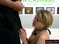 Teen maya gets bondage and fingering