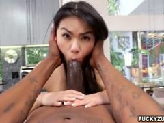 Monster cock inside cindy starfall tiny pussy