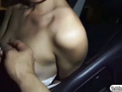 Slutty babe renee roulette is thirsty for big cock