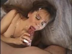 Amateur milf facial and blowjob co