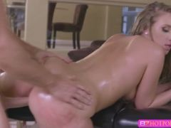 Increased penis size gets harley s pussy fucked hard