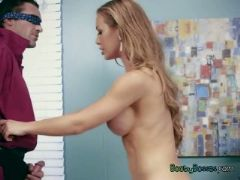 Sexy harlot nicole aniston has sex with her bosses