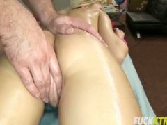 Stacie andrews in pussy fucking massage