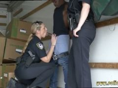 Mature milf and in bedroom black suspect taken on a raunchy ride