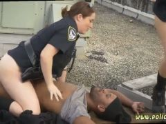 Milf licks ass break in attempt suspect has to poke his way out of pri