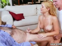 Old mom seduce partner frannkie and the gang tag team a door to door s