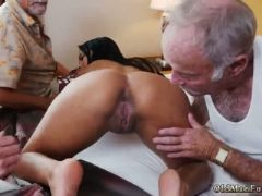 Daddy needs anal and old humiliation first time staycation with a lati