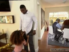 Black man fuck mother and patron s daughter squirting dark hued compan