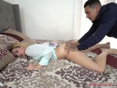 Bound and gagged on couch our business is private