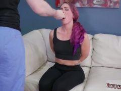 Thai hooker fucked rough ass slave yoga