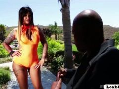 Black lexington steele destroys payton sinclaire juicy ass