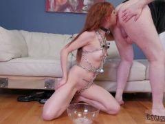 Rough slap cry and dad punishes with vibrator slavemouth alexa