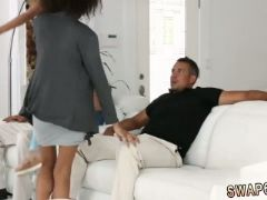 Step daddy fantasies and mom seduces compeer s daughter hd the two dad