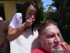 Pervert boss s step daughter holly hendrix has some fun with her dad s