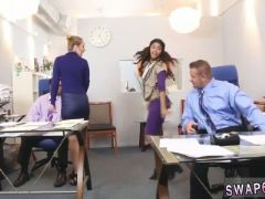 Taboo daddy teen first time bring your partner s daughter to work day