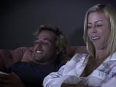 Movie night with mommy preview tyler nixon and alexis fawx