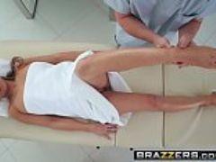 Brazzers dirty masseur toeing the line scene starring kendall kayden and jessy jones