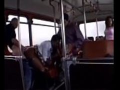Fucked in the bus african real taboo
