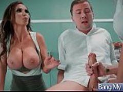 Dirty mind docotor seduce and bang hard a sluty patient briana banks