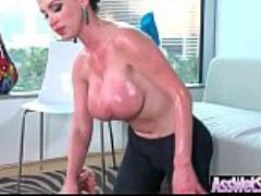 Anal sex tape with hot oiled sexy huge butt girl nikki benz video