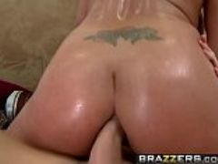 Brazzers big wet butts juicy plump ass scene starring sadie swede and johnny sins